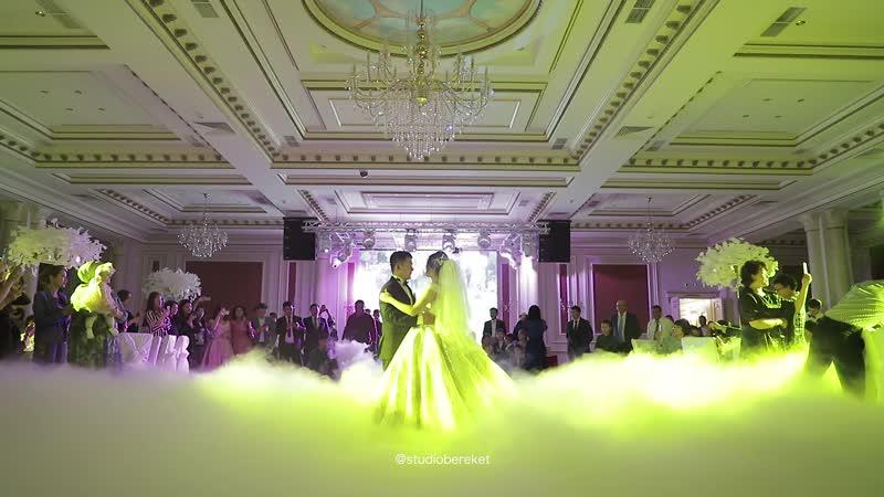 @studio_bereket Abzal Manshuk WeddingDay 2018 06KZ