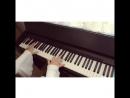 Croatian rhapsody piano 😊💙