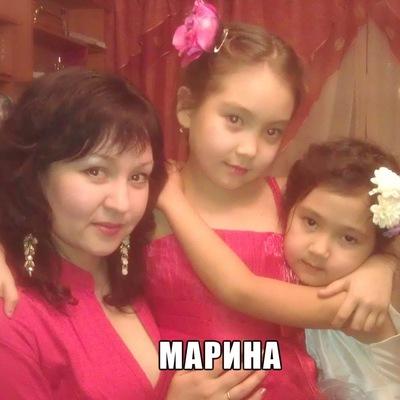 Марина Гецелева, 8 ноября , Москва, id171673420