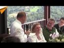 Putin tanzt mit der Braut bei der Hochzeitsfeier in Österreich