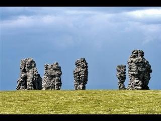 Семь чудес России, столбы выветривания(Seven wonders of Russia, pillars of weathering)