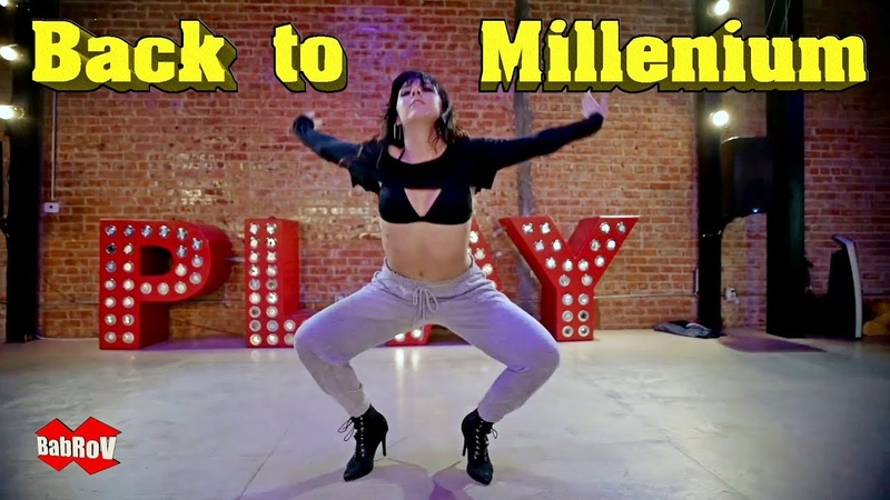 MCM Rinat - Back to Millenium (EuroDance)