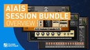 Session Bundle by Applied Acoustics Systems Review of Main Features Tutorial