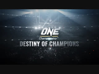 Лучшие моменты турнира ONE: Destiny of Champions
