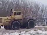 Тракторные приколы.. Смешное видео. Приколы.