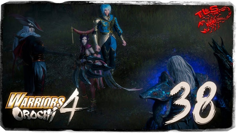 Story Mode ◄ Warriors Orochi 4 ► 38 The God's Pincer Attack