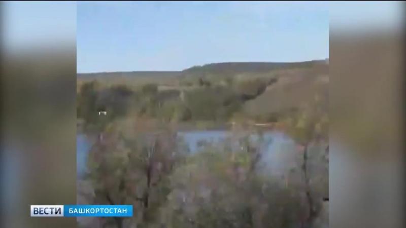 Белебей, ЧП на нефтепроводе предварительный объем утечки составил 200 кг