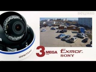 Обзор антивандальной 3Мп IP-камеры Beward BD3570DVZ, моторизованный варифокальный объектив, 2.8-12mm