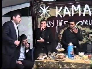 Meyxana - Meclise sehman veren olsun gerey - Resad Dagli, Perviz Bulbule, Mehman - �������