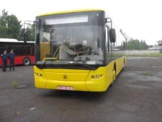 Тернопіль відвоював у ЛАЗа 3 автобуси