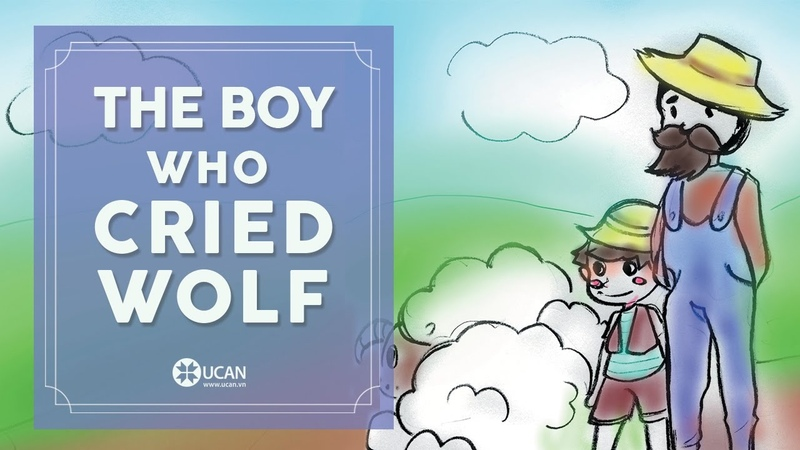 Learn English Listening | English Stories - 3. The boy who cried wolf