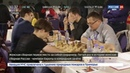 Новости на Россия 24 • С золотом и серебром: встреча российских шахматистов