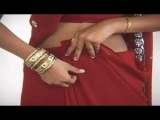 How To Wear Saree In Punjabi  rajrani style