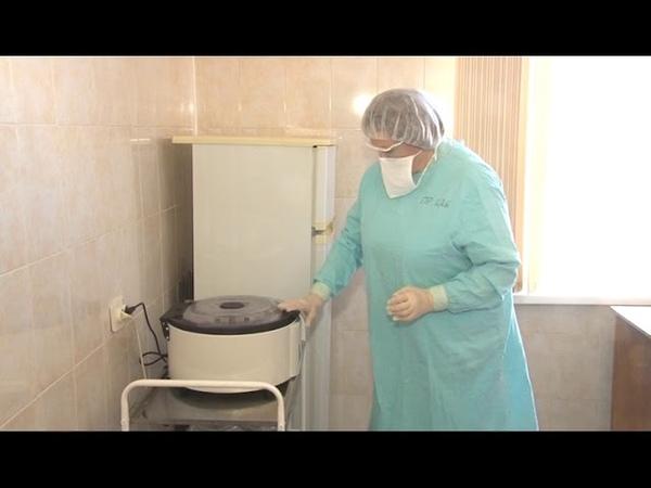 Помощь рязанским больницам