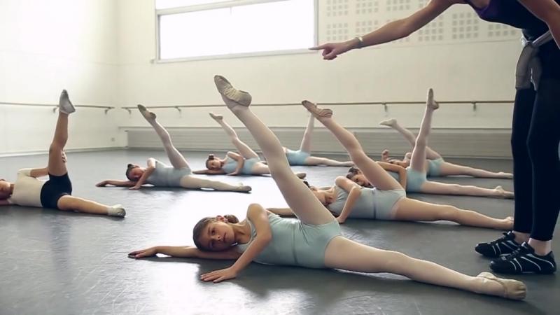 Российский балетный тренинг в Барселоне