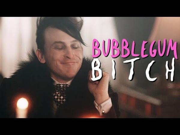 Oswald Cobblepot | Bubblegum Bitch (HAPPY BIRTHDAY OLI)