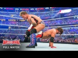 FULL MATCH — AJ Styles vs. Chris Jericho: WrestleMania 32 (WWE Network Exclusive)
