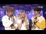 [VK][10.04.2018] Special MC Minhyuk @ The Show
