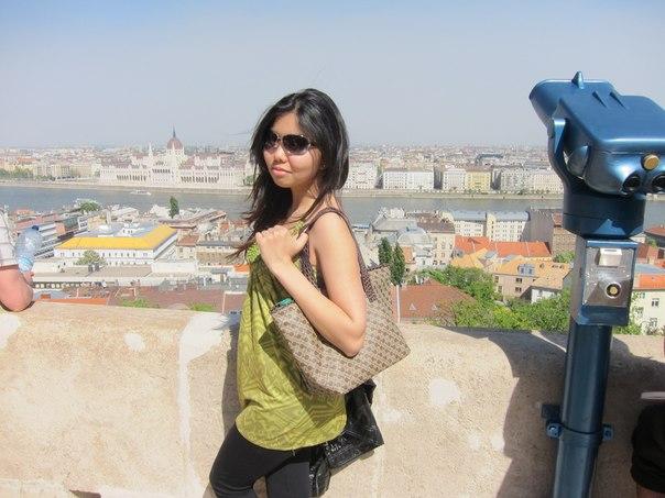 Aigerim Imangaziyeva | Budapest