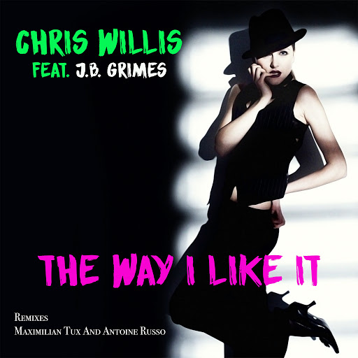 Chris Willis альбом The Way I Like It (Remixes )