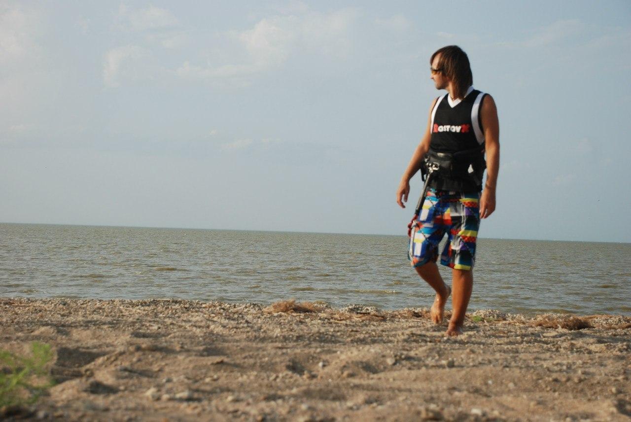 Новомаргаритово. Таганрожский залив.