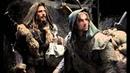 Thorin, Fili and Kili - The Prayer