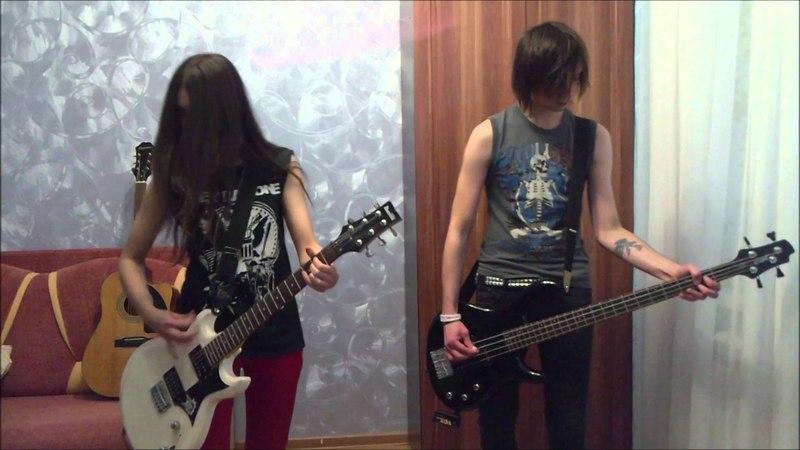Rancid The Brothels Guitar and Bass Cover