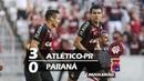 Atlético-PR 3 x 0 Paraná - Gols Melhores Momentos (HD Completo) - Brasileirão 2018