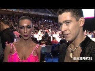 Timur Imametdinov & Ekaterina Nikolaeva, RUS, �������� ��� DanceSport Ru