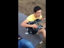 Тимур Гатиятуллин Честный Мама на гитаре