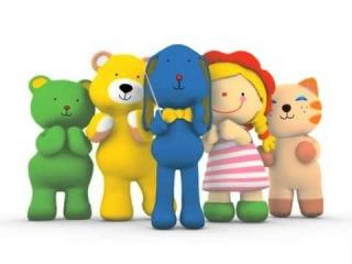 Патрик и его друзья все серии мультика в одном видео