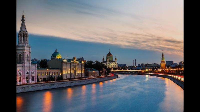 А.С.Пушкин На тихих берегах Москвы.