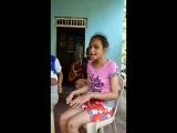 Слепая филиппинская девушка потрясающе спела