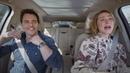 The Apple TV App Carpool Karaoke Cast of Westworld James Marsden and Evan Rachel Wood