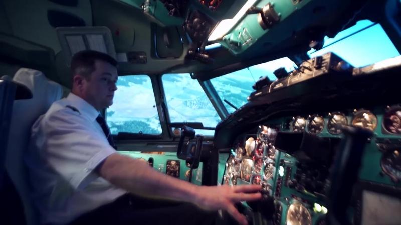 Пустите меня за штурвал Ту-154!