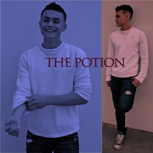 R альбом The Potion (Larry King)
