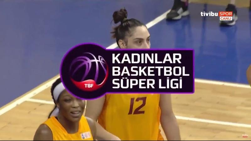 Galatasaray vs Izmit Belediyespor KBSL 2 Hafta 20 10 2018