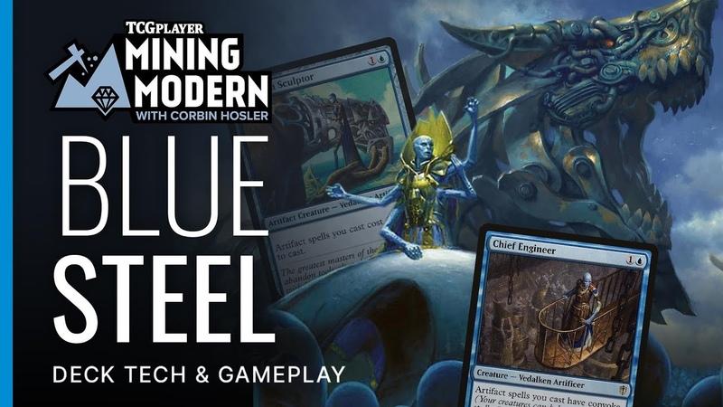 Blue Steel | Mining Modern