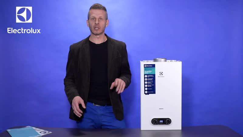 Газовая колонка Electrolux Nano Plus 2 0