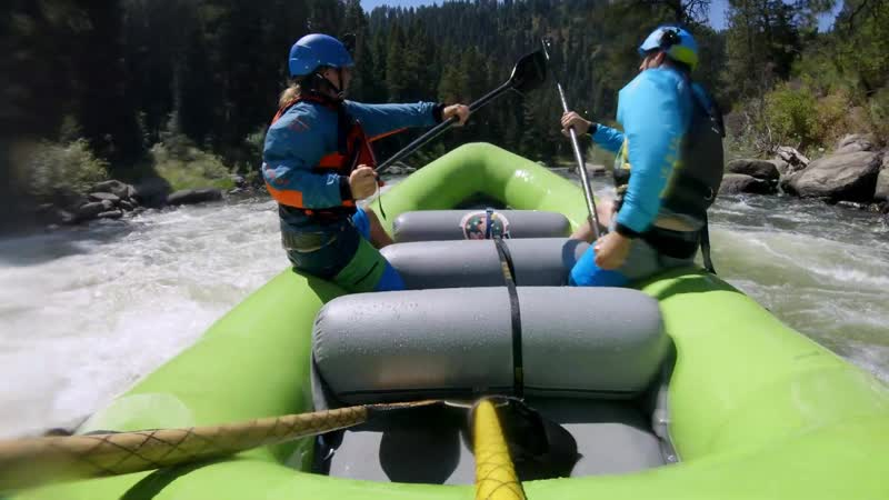 GoPro - HERO7 Black - Rafting the North Fork Payette River - Рафтинг - Сплав по реке