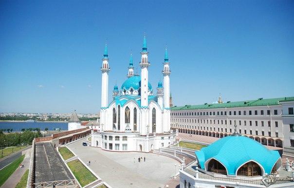 Казань. Самые красивые города России