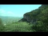 Монастырь Santa Maria de Montserrat, который распологается на высоте 725 м над уровнем моря