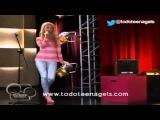 Людмила поёт на англиском