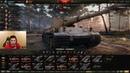 Левша общается со зрителями / Wot / World of tanks