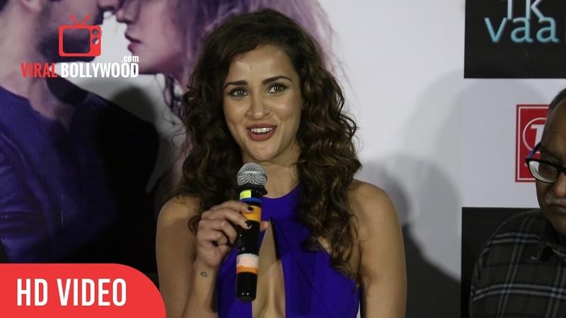Aisha Sharma Full Speech   IK VAARI Video Song Launch