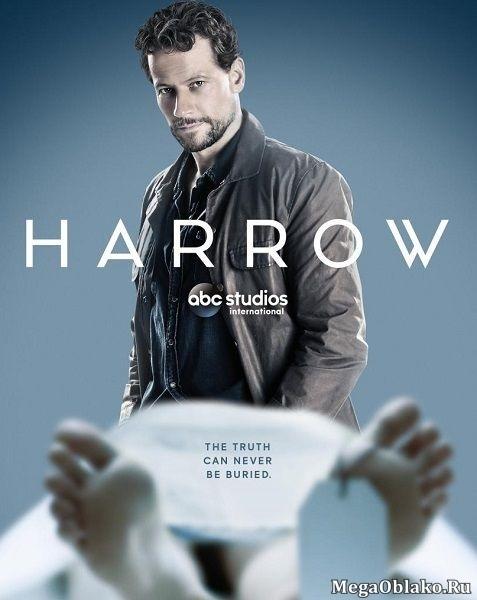 Доктор Хэрроу (Харроу) (1 сезон: 1-10 серии из 10)  / Harrow / 2018 / ДБ (Amedia) / WEB-DLRip +  WEB-DL (1080p)