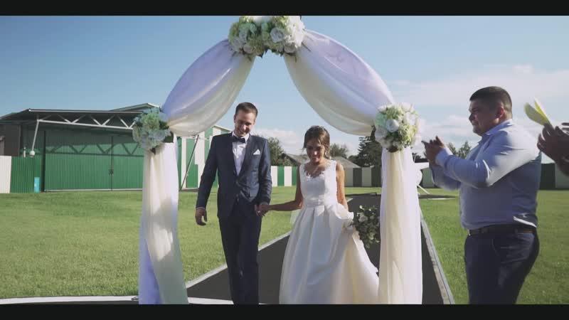 Фёдор и Евгения свадебный клип