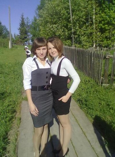 Аня Попова, 4 июля 1994, Архангельск, id146173524