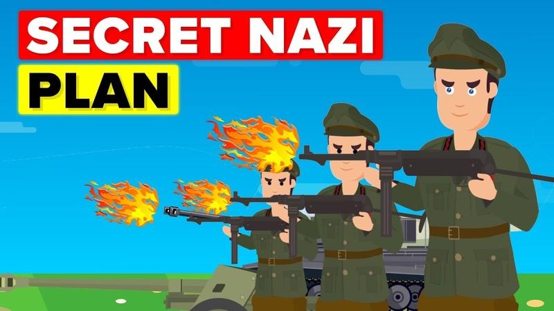 The Nazis Secret Plan to Destroy British Economy