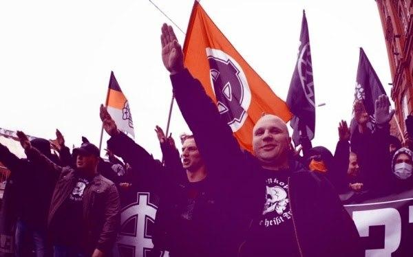 Татары и башкиры накрыли нацистов в Уфе.